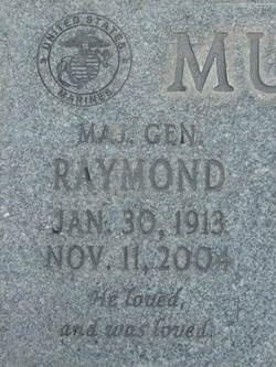 Raymond Leroy Murray