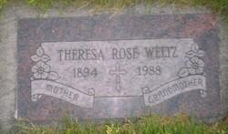 Theresa Rose <i>Feisel</i> Weltz