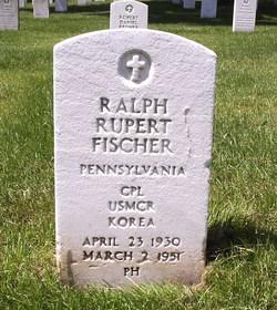 Corp Ralph Rupert Fischer