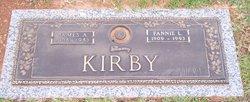 Fannie Mae <i>Lyda</i> Kirby