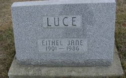 Eithel Jane Luce