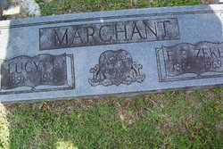 Lucy <i>Rand</i> Marchant