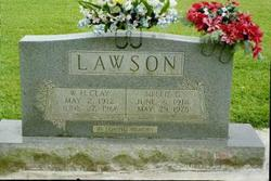 William Henry Clay Lawson, Sr