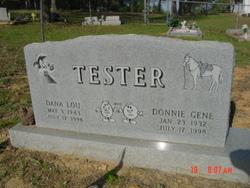 Donnie Gene Tester