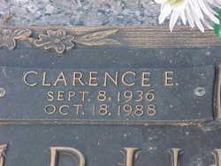 Clarence Ervin C.E. Burgamy