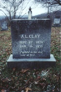 Alexander Louden Clay