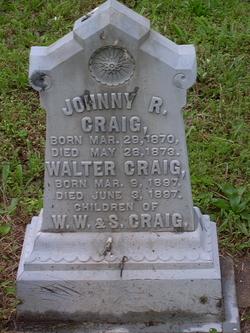 Johnny R. Craig