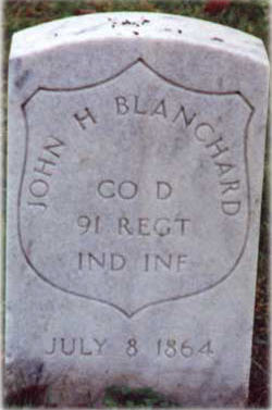 John H Blanchard