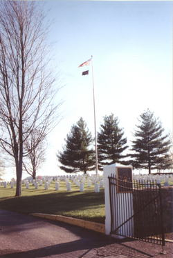 Lebanon National Cemetery
