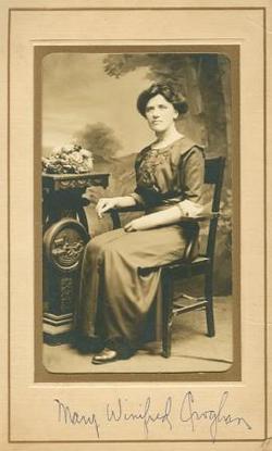Mary Winifred <i>Croghan</i> Conroy