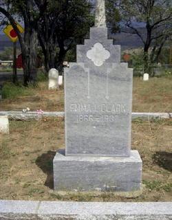 Emma Irene <i>McDermott</i> Clark