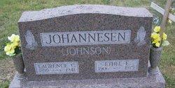 Ethel Ella <i>Cornelison</i> Johannesen