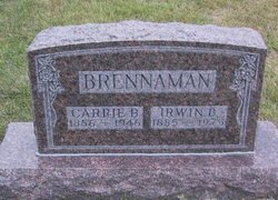 Carrie B <i>Edwards</i> Brennaman