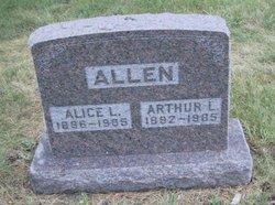 Alice L Allen