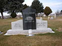 Betty Lou <i>Seeley</i> Holladay