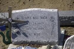 Gladys Bell Baca