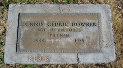 Sgt Dennis Cedric Downer
