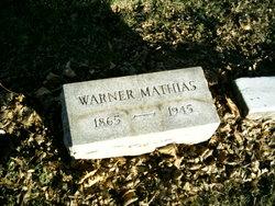 Warner Mathias