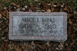 Alice L. Birks