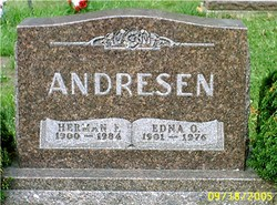Herman F Andresen