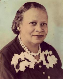 Josephine Adeline <i>Singleton</i> Johnson