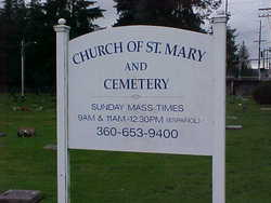 Saint Mary�s Cemetery