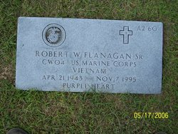 Robert Winston Flanagan, Sr