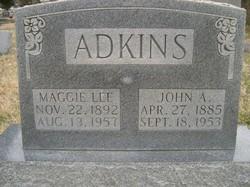 Maggie Lee Adkins