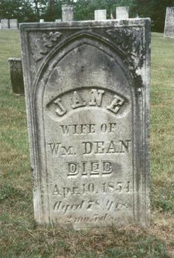 Jane <i>McClelland</i> Dean