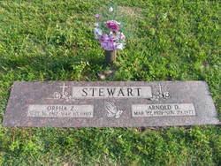Orpha Z Stewart