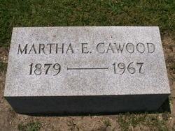 Martha Ellen <i>Fox</i> Cawood
