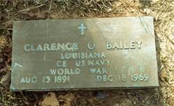 Clarence O. Bailey