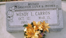 Wendy Lea Carron