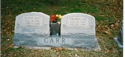 Virginia Lee <i>Golden</i> Carr