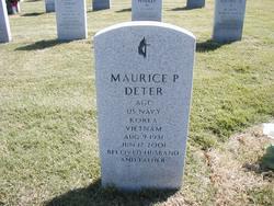 Maurice P Deter