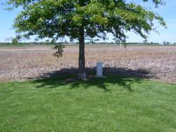 One Man Cemetery