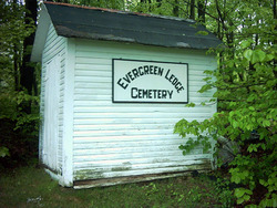 Evergreen Ledge Cemetery