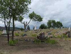 Chief Joseph Cemetery