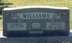 William Harold Williams