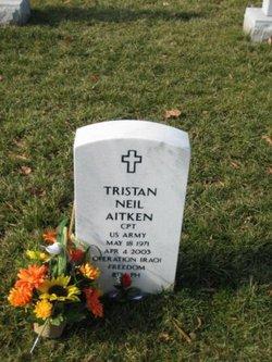Capt Tristan Neil Aitken