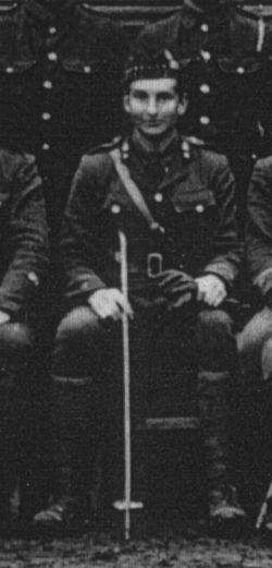 Lieutenant George Hugh Blackman