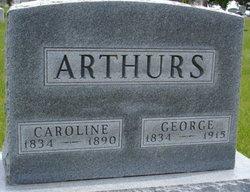 Caroline <i>Wicks</i> Arthurs