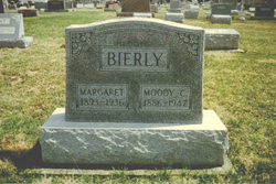Margaret <i>Bernheisel</i> Bierly