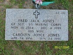 Carolyn Joyce Jones