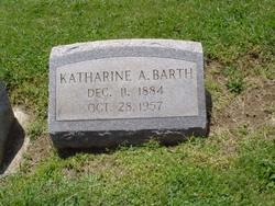 Katharine A. <i>Wallis</i> Barth