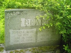 Miriam Elizabeth <i>French</i> Beard