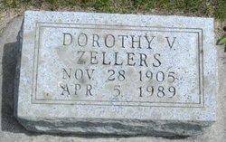 Dorothy V Zellers