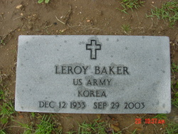 Leroy Baker