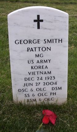 Gen George Smith Patton, IV