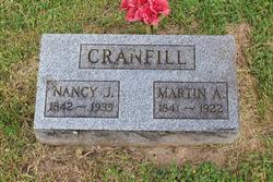 Nancy Jane <i>Cozad</i> Cranfill